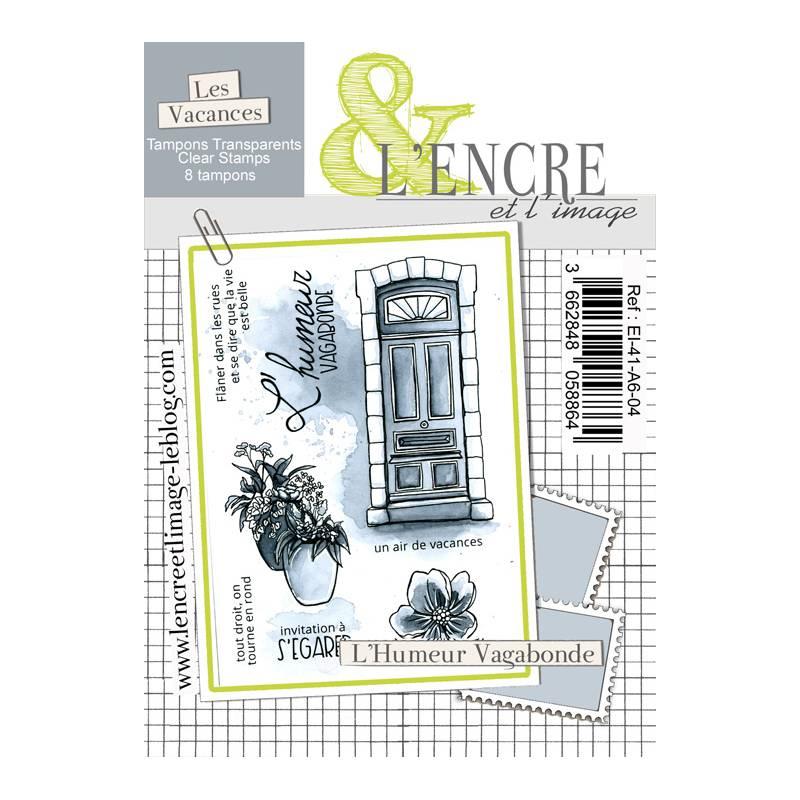Tampons L'Encre & l'Image - L'Humeur Vagabonde