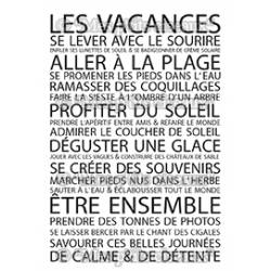 Tampons clear - Mes Ptits Ciseaux - Farniente
