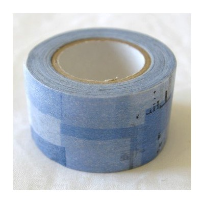 Masking Tape - Collage - Bleu (30 mm)