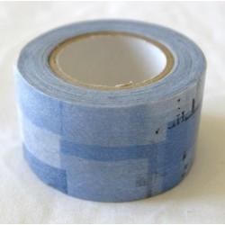 Masking Tape - Collage - Bleu (30 mm)