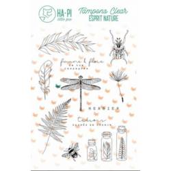 Tampons clear - HA.PI Little Fox - Herbier