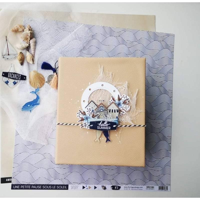 Kit Le Grand Bleu - par Marina