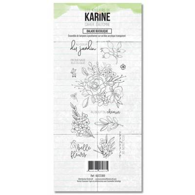 Tampons clear - Collection Cahier d'automne -