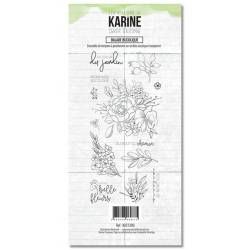 Tampons clear - Collection Cahier d'automne - Balade bucolique