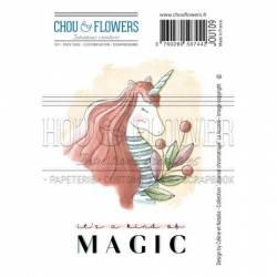 Tampons EZ - Chou & Flowers - Doudou Rêveur