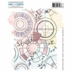 Tampons EZ - Chou & Flowers - Doudou Artiste