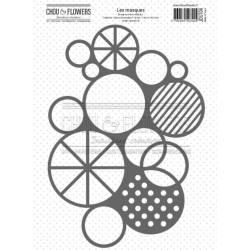 Pochoir - Chou & Flowers - Journal chromatique -