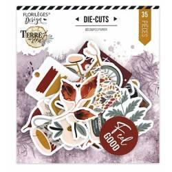 Die Cuts - Florilèges - Vue sur mer