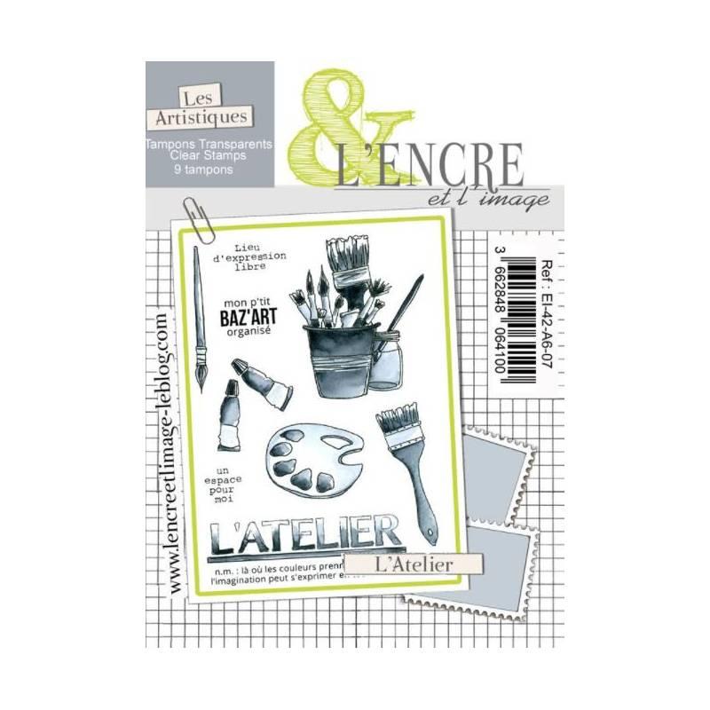 Tampons L'Encre & l'Image - l'Atelier