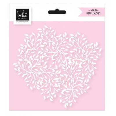 Masque - Sokai - So'Bloom - Fleurs