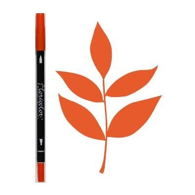 Feutre Floricolor - Vermillon