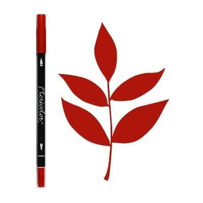 Feutre Floricolor - Coquelicot