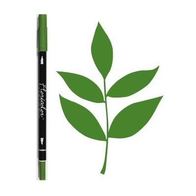 Feutre Floricolor - Vert Mousse