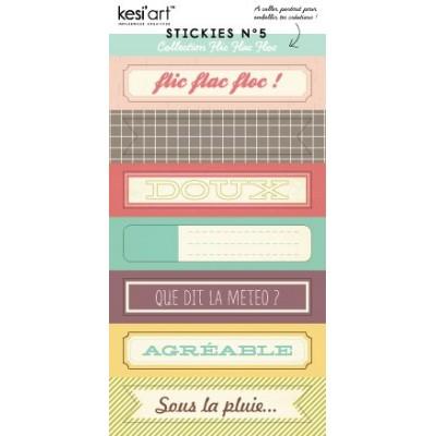 Stickies Flic Flac Floc N°5