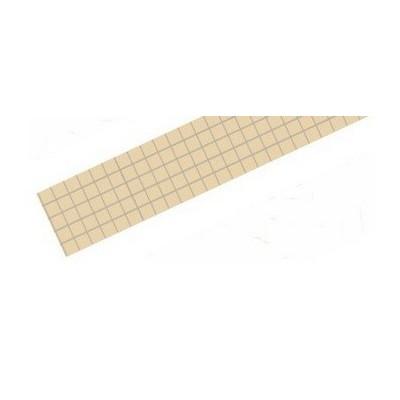 Masking Tape - Quadrillage beige