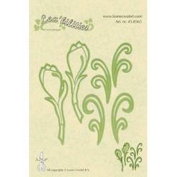 Dies Leabilities - Flowers