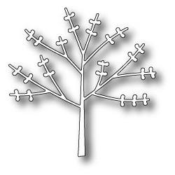 Die Memory Box - Budding Tree