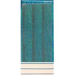 Stickers Peel-off - Lignes droites - Bleu Diamant