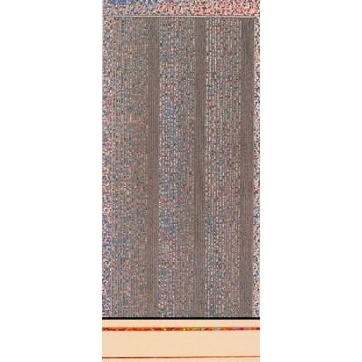 Stickers Peel-off - Lignes droites - Rose Diamant