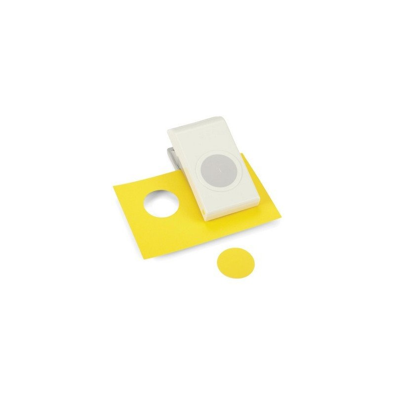 """Perforatrice cercle 1-1/2"""" (3.8 cm) extra-plate"""