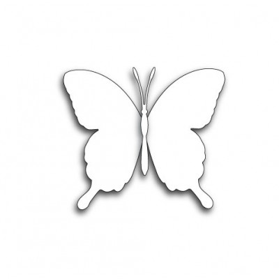 Die Memory Box - Tristan Butterfly