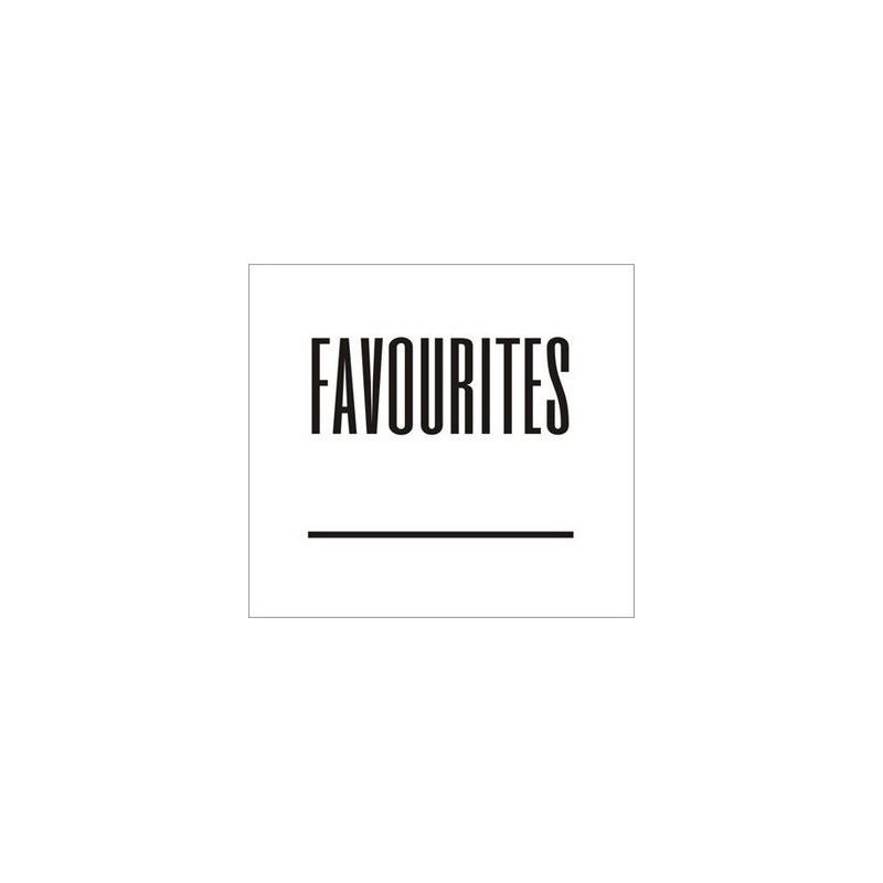 Tampon SODAlicious - Favorites