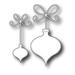 Die Memory Box - Precious Ornaments