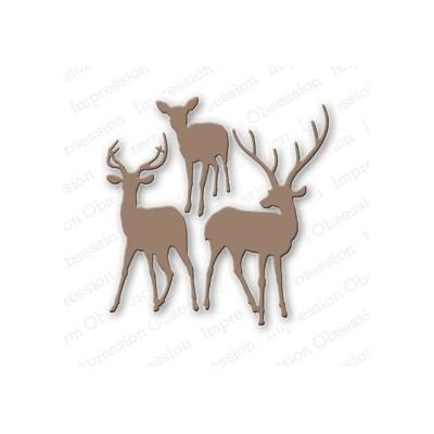 Die Impression Obsession - Deer Trio