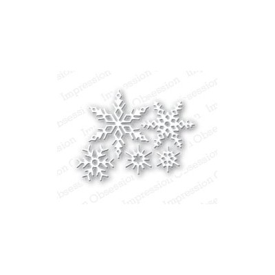 Die Impression Obsession - Small Snowflake Set