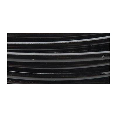 Fil aluminium noir (4.6 m)