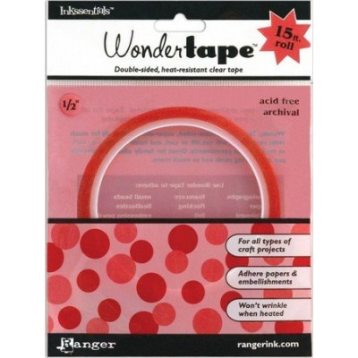 "Wonder Tape 1/2"" (1.3 cm)"