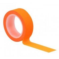 Washi Tape - Orange Neon