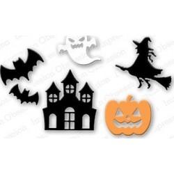 Die Impression Obsession - Halloween Set