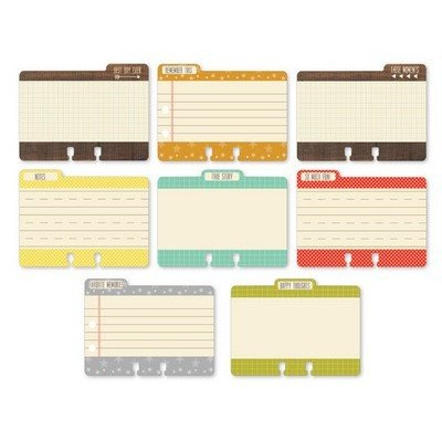 Journaling Tags - School House
