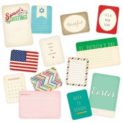 Mini Kit Project Life - Holiday