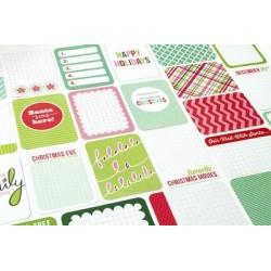 Mini Kit Project Life - Merry & Bright