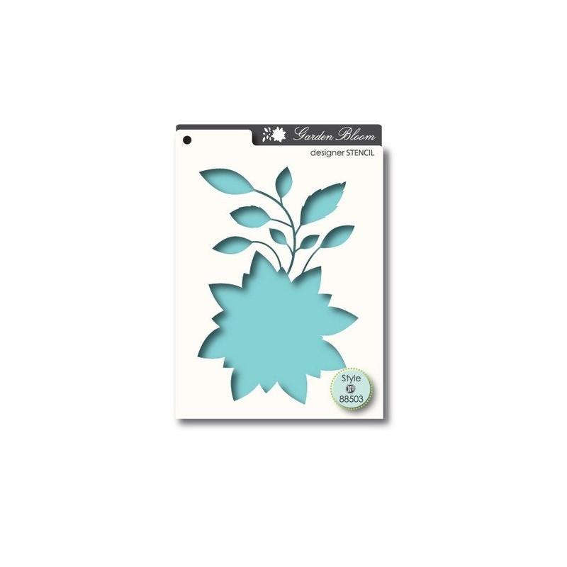 Pochoir MemoryBox - Bloom