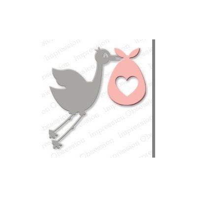Die Impression Obsession - Stork