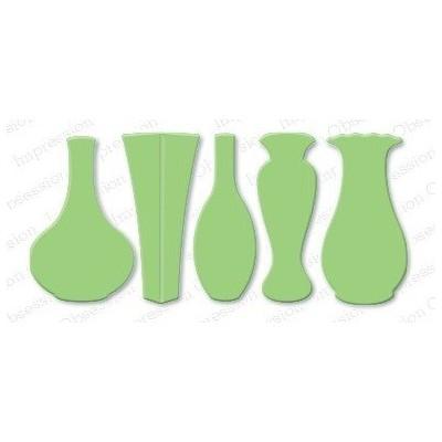Die Impression Obsession - Vase Set