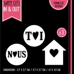 Dies Sweety Cuts - In & Out - Famille