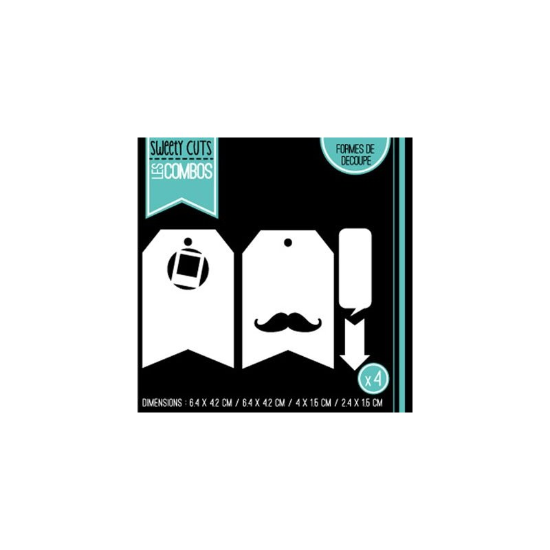 Dies Sweety Cuts - Les Combos - Pola Moustache