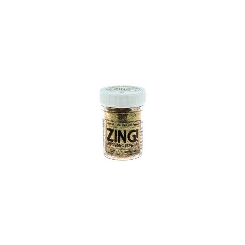 Poudre à embosser Zing! Glitter - Gold