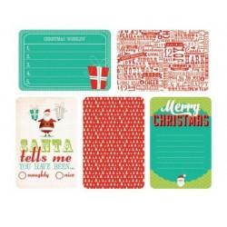 Cartes Captured Moments - 10.2x15.2 cm - December 25th