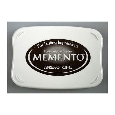 Encreur Memento Espresso Truffle