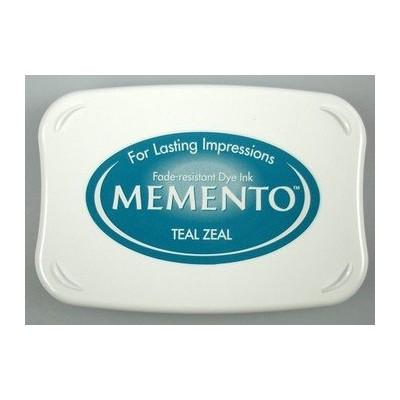 Encreur Memento Teal Zeal