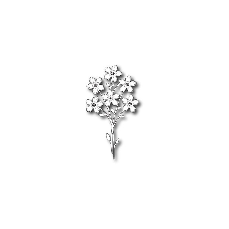 Die Memory Box - Blushing Bouquet
