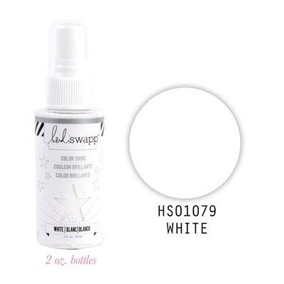 Spray Color Shine - White
