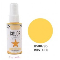 Spray Color Shine - Mustard