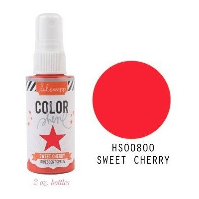 Spray Color Shine - Sweet Cherry