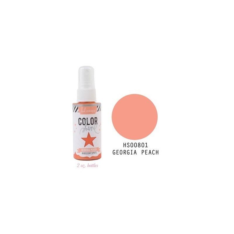 Spray Color Shine - Georgia Peach